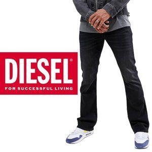 Diesel Zatiny Bootcut Jeans - 36x32